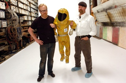 Adam Savage, Intel Bunnyman & Jamie Hyneman