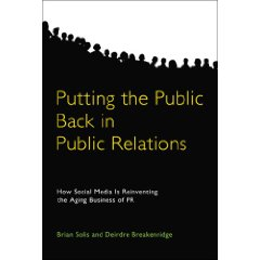 Putting Public Back in Public Relations